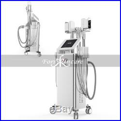 5 in 1 Ultrasonic Cavitation Radio Frequency Slim Machine Freezing Cold Vacuum