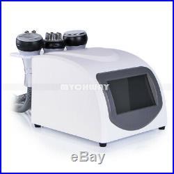5 in 1 Ultrasonic Cavitation Radio Frequency Slim Machine Vacuum Body Sculpting