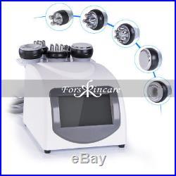 5 in 1 Ultrasonic Cavitation Radio Frequency Slim Machine Vacuum Body Slimming