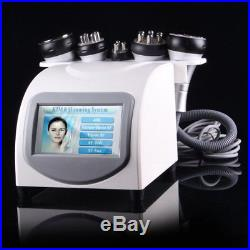 5 in 1 Ultrasonic Cavitation Radio Frequency Slim Machine Vacuum Weight Fat Burn