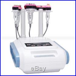 5 in 1 Unoisetion Ultrasonic Cavitation Slimming Machine Vacuum RF Body Contour