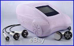 5 in 1 Vacuum lose weight 40K Cavitation Ultrasonic Tripolar RF beauty machine