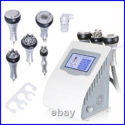 5in1Ultrasonic Vacuum Cavitation RF Radio Frequency Slimming Cellulite Machine