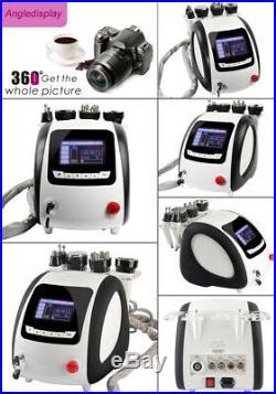 5in1 40K Cavitation Ultrasonic Multipolar (Strong) RF Vacuum Slimming Machine