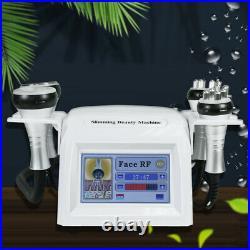 5in1 40K Ultrasonic Cavitation Multipolar RF Vacuum Body Slim Shaping Machine US