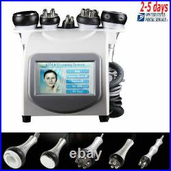 5in1 40K Ultrasonic Cavitation Radio Frequency Slim Machine Vacuum fat removal