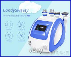 5in1 40k Cavitation Radio Frequency Vacuum Cellulite Slimming Ultrasonic Machine