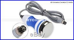 5in1 40k Cavitation Radio Frequency Vacuum Cellulite Ultrasonic Slimming Machine