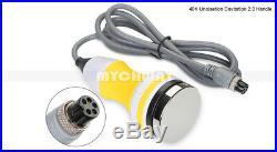 5in1 RF Ultrasonic Cavitation Radio Frequency Vacuum Body Shape Slimming Machine