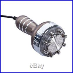 5in1 RF Ultrasonic Cavitation Radio Frequency Vacuum Cellulite Slimming Machine