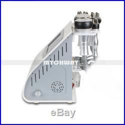 5in1 Radio Frequency Vacuum Ultrasonic Free Gift Cavitation Anti Age RF Machine