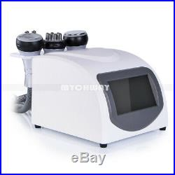 5in1 Ultrasonic 40K Cavitation Multipolar RF Weight Loss Vacuum Slim Machine