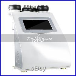 5in1 Ultrasonic 40K Cavitation Vacuum RF Radio Frequency Slimming Beauty Machine