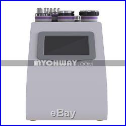 5in1 Ultrasonic 40k Cavitation Radio Frequency Machine Cellulite Removal Spa
