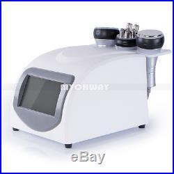 5in1 Ultrasonic Cavitation Machine Cavitation RF Vacuum Slim Shape Tightening
