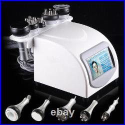 5in1 Ultrasonic Cavitation RF Radio Frequency Slim Beauty Machine Vacuum Spa FDA