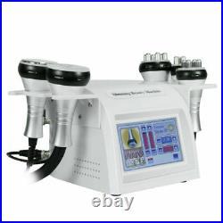 5in1 Ultrasonic Cavitation RF Radio Frequency Vacuum Body Slimming Machine Pro