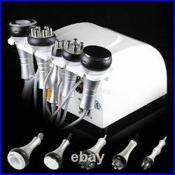 5in1 Ultrasonic Cavitation Radio Frequency Slim Machine Vacuum Fat Remove Burner