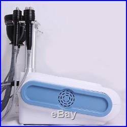 5in1 Ultrasonic Cavitation Radio Frequency Vacuum RF Cellulite Slimming Machine