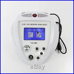 5in1 Ultrasonic Cavitation Radio Frequency Vacuum Slimming Liposuction Machine