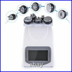5in1 Ultrasonic Cavitation Vacuum RF Anti-Cellulite Body Slimming Machine