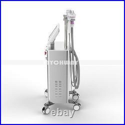 5in1 Ultrasonic Cavitation Vacuum RF Cellulite Removal Body Slimming Machine