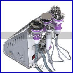 5in1 Ultrasonic RF Radio FrequencyVacuum Cavitation Weight Loss Slimming Machine