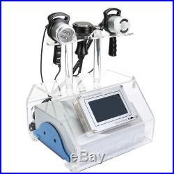 5in1 Ultrasonic Weight Loss Cavitation Vacuum Multipolar Microcurrent RF Machine