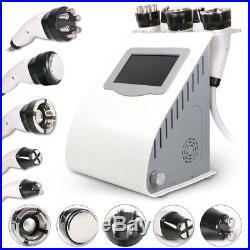 5in1 Ultrasonic lipo cavitation Fat Cellulite Remover Body Slimming machine Spa