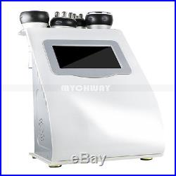 5in 1 Ultrasonic Cavitation RF Vacuum Suction Slimming Cellulite Burning Machine