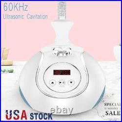 60K Cavitation Ultrasound Ultrasonic Weight Loss Body Slimming Beauty Machine US