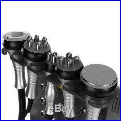 6IN1 40K Ultrasonic Vacuum Cavitation RF Frequency Body Slim Cellulite Machine