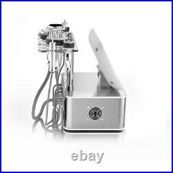 6IN1 Ultrasonic 40K Cavitation RF Radio Vacuum Cellulite Body Slimming Machine