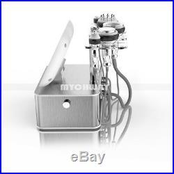 6-1 Ultrasonic Cavitation Vacuum RF Radio Frequency Slimming Ultrasound Machine