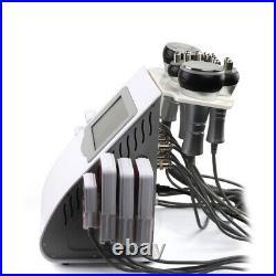 6-In-1 Ultrasonic Cavitation 40K RF Radio Frequency Vacuum Slimming Machine USA