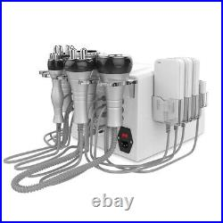 6 in1 40K Cavitation Ultrasonic Radio Frequency Vacuum RF Cellulite Slim Machine