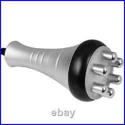 6 in1 Ultrasonic 40K Cavitation Radio Frequency Vacuum RF Bio Slimming Machine