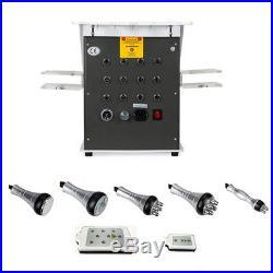 6 in1 Ultrasonic Cavitation RF Radio Frequency Vacuum Cellulite Slimming Machine
