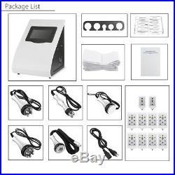 6 in1 Ultrasonic Vacuum Cavitation RF Radio Frequency Sliming Cellulite Machine