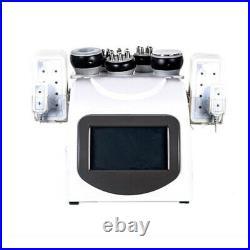 6 in 1 Body Slimming 40K Ultrasonic Ultrasonic Laser Vacuum Cavitation Machine