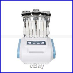 6in1 40K Cavitation Radio Frequency Ultrasonic RF Vacuum Slimming Machine 5mw