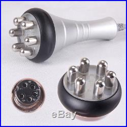 6in1 40K Cavitation Ultrasonic RF Radio Frequency Vacuum Cellulite Slim Machine