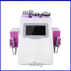 6in1 40K Cavitation Ultrasonic Radio Frequency RF Weight Loss Body Slim Machine