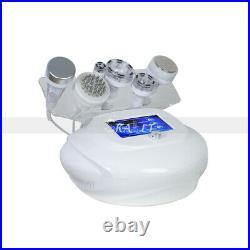 6in1 80K Ultrasonic Liposuction Cavitation Vacuum RF Slimming Skin Care Machine