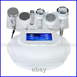 6in1 80k Ultrasonic Cavitation Slim Machine Vacuum Body Face Beauty Equipment