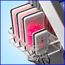 6in1 Radio Frequency Ultrasonic Cavitation RF Vacuum Fat Loss Cellulite Machine