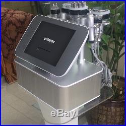 6in1 Radio Frequency Ultrasonic Cavitation Vacuum Body Slimming Beauty Machine A