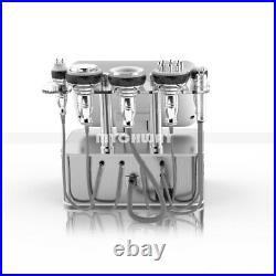 6in1 Ultrasonic 40K Cavitation Radio Frequency Vacuum Cellulite Slimming Machine