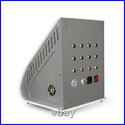 6in1 Ultrasonic 40K Cavitation Vacuum RF Body Shaper Slimming Cellulite Machine