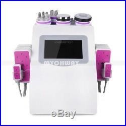 6in1 Ultrasonic Cavitation Machine Radio Frequency Vacuum Spa&Home